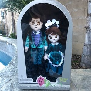 LIMITED RELEASE Disney Haunted Mansion Plush